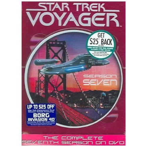 Star Trek Voyager Season 7 Clr Nr 7 DVD