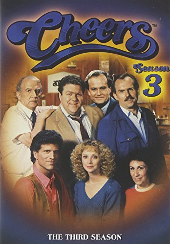 Cheers Season 3 DVD