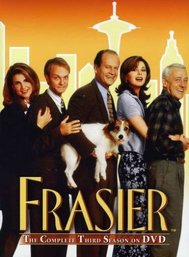 Frasier Season 3 DVD Frasier Season 3