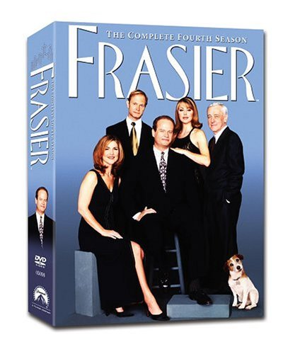 Frasier Season 4 DVD Frasier Season 4