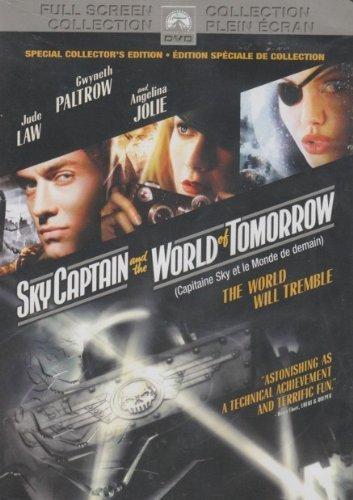 Sky Captain & The World Of Tomorrow Law Paltrow Jolie