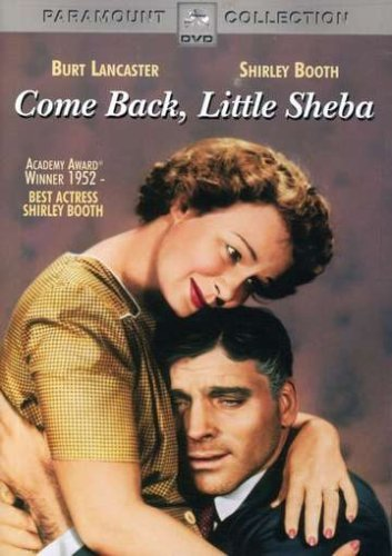 Come Back Little Sheba Booth Jaeckel Lancaster Moore Bw Nr