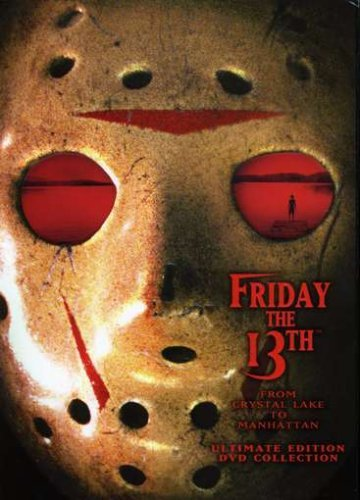 Friday The 13th From Crystal L Friday The 13th From Crystal L Clr Ws Nr 5 DVD