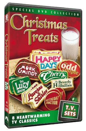 T.V. Sets Christmas Treats T.V. Sets Christmas Treats T.V. Sets Christmas Treats
