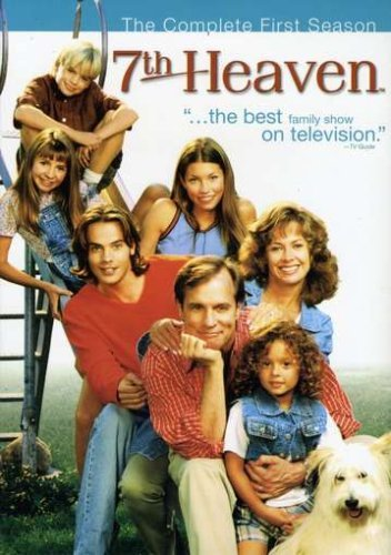 7th Heaven Season 1 DVD