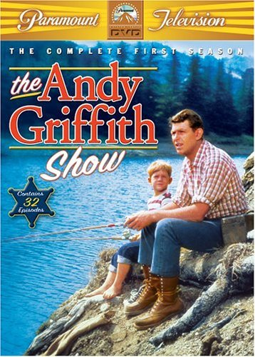 Andy Griffith Show Season 1 Bw Nr 4 DVD