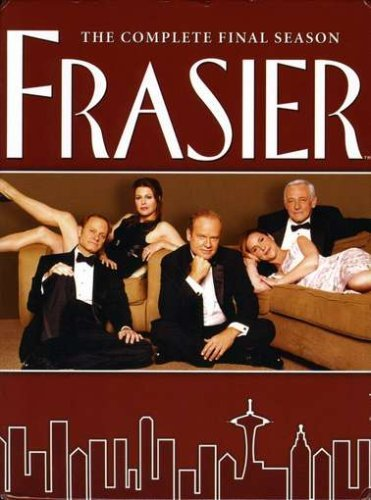 Frasier Season 11 Final Season DVD