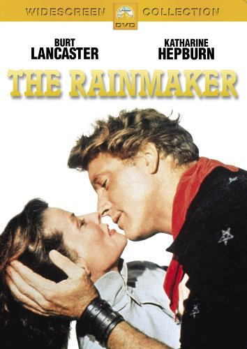 The Rainmaker (1956) Lancaster Hepburn DVD Nr