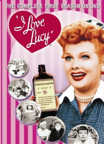 I Love Lucy Season 1 Clr Nr 9 DVD