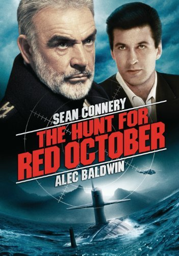 Hunt For Red October Connery Baldwin Glenn Jones Clr Cc Ws Pg Special Coll.