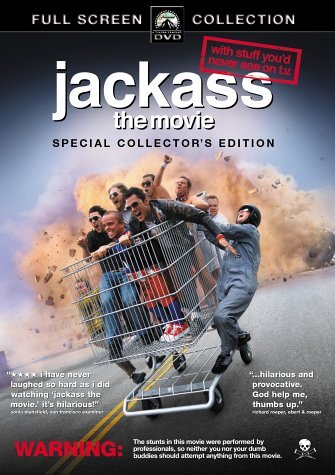 Jackass The Movie Knoxville Steve O Acuna Marger Clr R