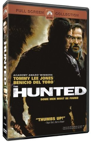 Hunted Jones Del Toro Friedkin Clr R