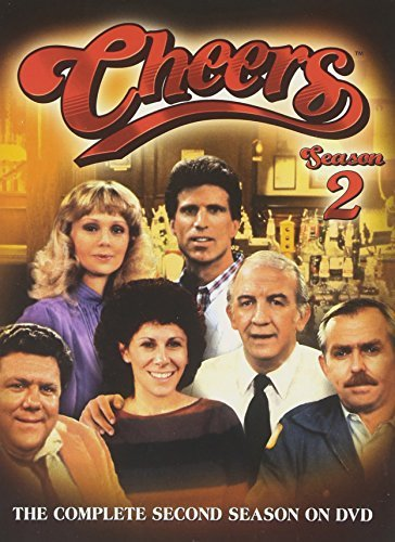 Cheers Season 2 DVD Season 2