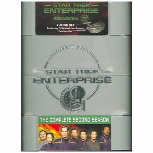 Star Trek Enterprise Season 2 Clr Nr 7 DVD