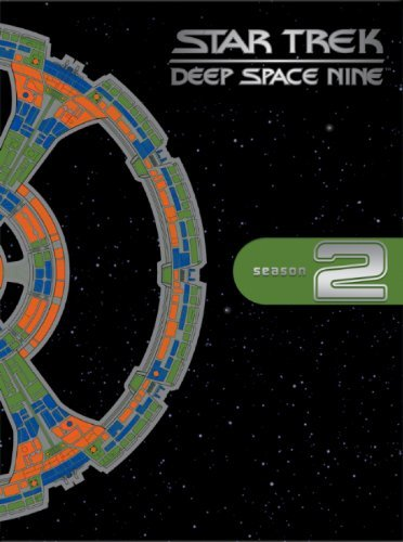 Star Trek Deep Space Nine Season 2 Clr Cc Nr 7 DVD