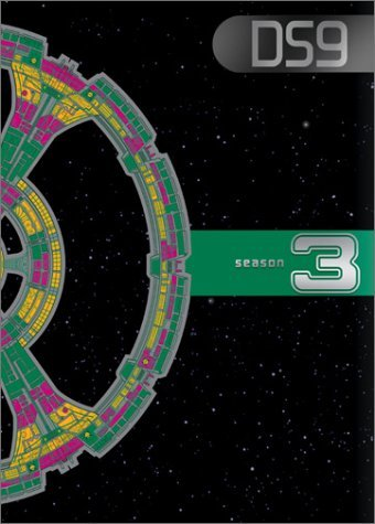 Star Trek Deep Space Nine Season 3 Clr Cc Nr 7 DVD