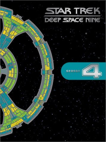 Star Trek Deep Space Nine Season 4 Clr Nr 6 DVD
