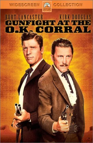 Gunfight At The O.K. Corral Lancaster Douglas Fleming Ws Nr