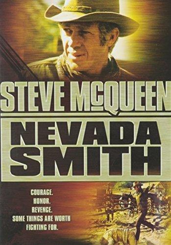 Nevada Smith Mcqueen Malden Landau DVD Nr