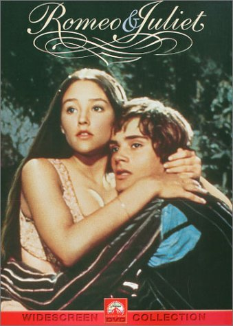 Romeo & Juliet (1968) Whiting Hussey Mcenery O'shea Ws Pg