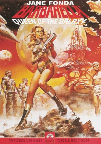 Barbarella Fonda Law Marceau DVD Pg
