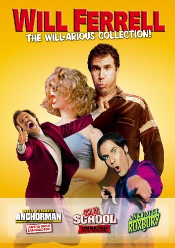 Will Ferrell Collection Ferrell Will Nr 3 DVD