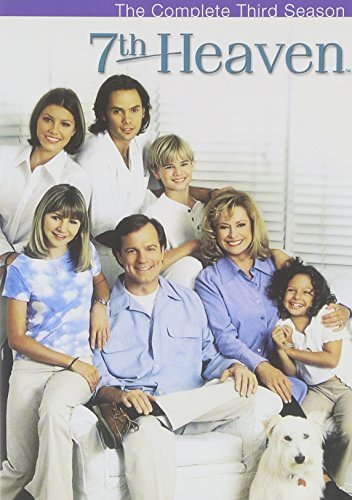 7th Heaven Season 3 DVD 7th Heaven Season 3