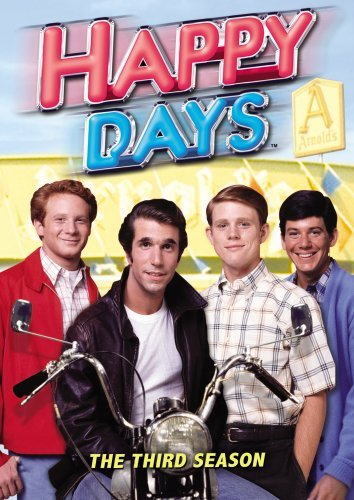 Happy Days Season 3 DVD Season 3