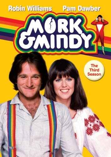 Mork & Mindy Season 3 DVD