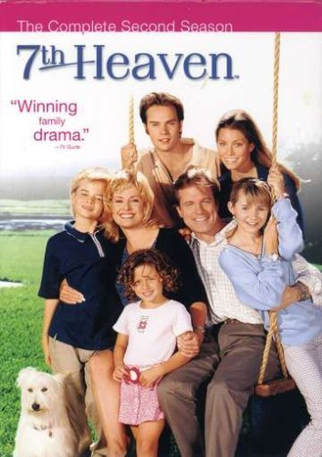 7th Heaven Season 2 DVD