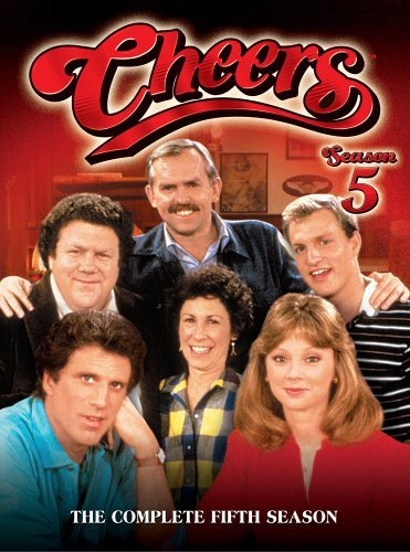 Cheers Season 5 DVD Season 5