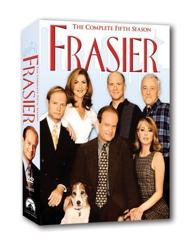 Frasier Season 5 DVD