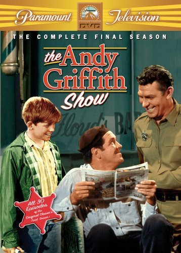 Andy Griffith Show Season 8 Final Season Clr Season 8 Final Season