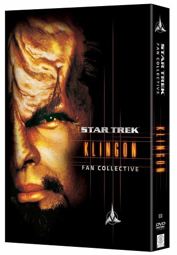 Star Trek Fan Collective Klingon Clr Nr 4 DVD