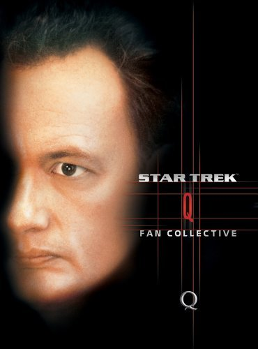 Star Trek Fan Collective Q Clr Nr 4 DVD
