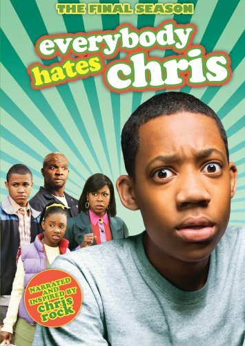 Everybody Hates Chris Season 4 Final Season DVD