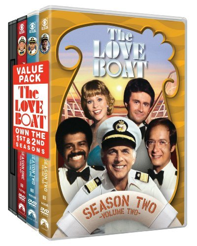 Love Boat Season 1 2 DVD 15 DVD