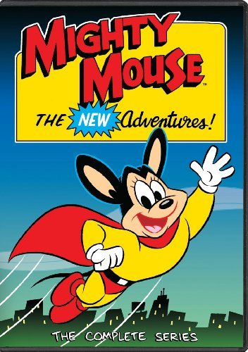 Complete Series Mighty Mouse The New Adventur Nr 3 DVD