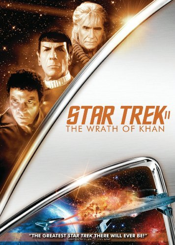 Star Trek 2 Wrath Of Khan Shatner Nimoy Ws Pg