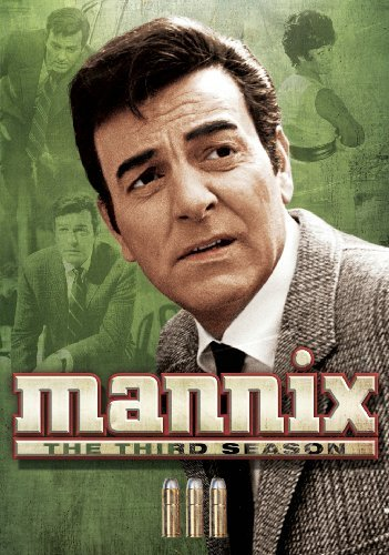 Mannix Season 3 DVD Mannix Third Season