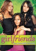 Girlfriends Season 7 Ws Nr 3 DVD