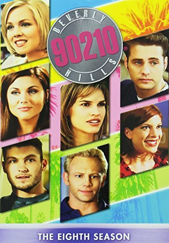 Beverly Hills 90210 Season 8 DVD