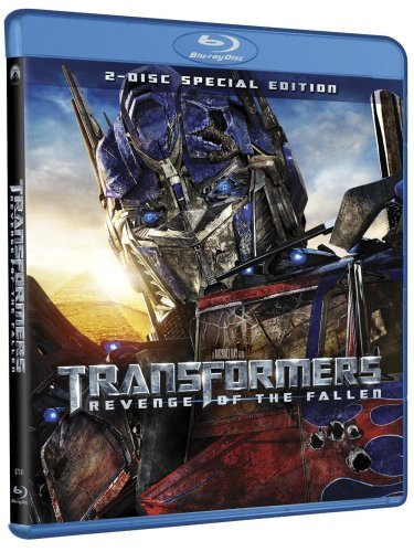 Transformers Revenge Of The Fallen Labeouf Fox Duhamel Blu Ray Pg13 Ws
