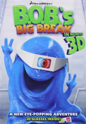 B.O.B.'s Big Break 3d B.O.B.'s Big Break 3d DVD Nr