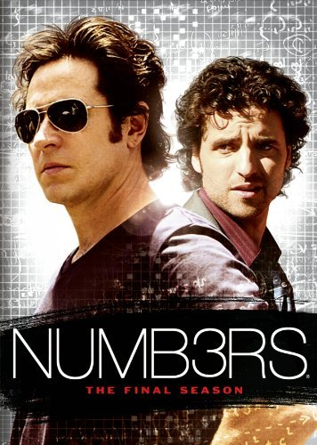 Numbers Season 6 Final Season DVD Numbers Final Season
