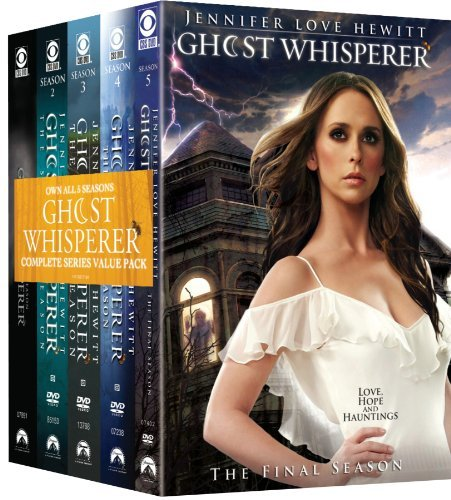 Ghost Whisperer Complete Series DVD