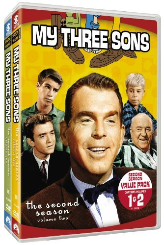 My Three Sons My Three Sons Vol.1 2 Season My Three Sons Vol.1 2 Season