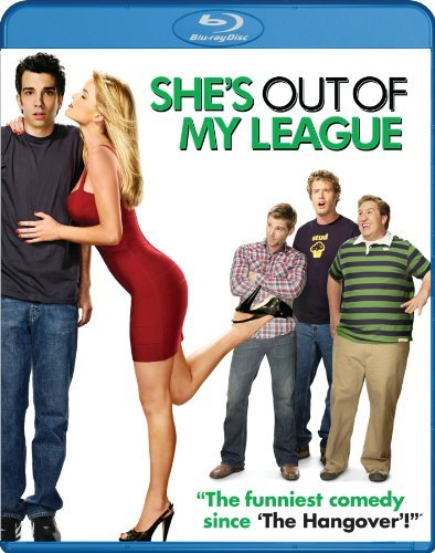 She's Out Of My League Baruchel Vogel Miller Eve Blu Ray Ws R