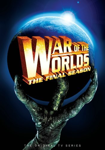 War Of The Worlds War Of The Worlds Final Seaso Nr 5 DVD