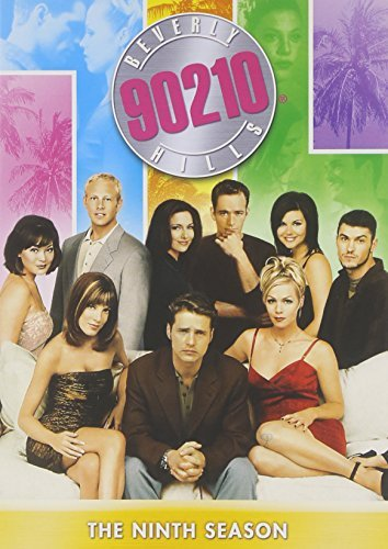 Beverly Hills 90210 Season 9 DVD Nr 6 DVD